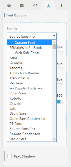 font-cuistomizer